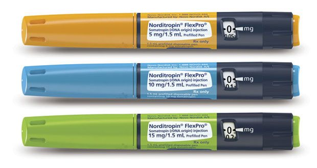 norditropin 5mg hgh pen